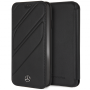Bao da iPhone XS Max Mercedes-Benz Leather