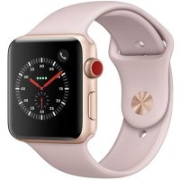 AW Series 3 Sport 38mm Rose - LTE