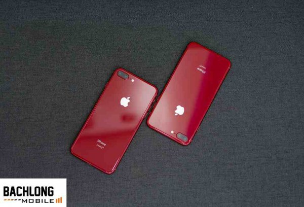 iphone 8 8 Plus red bach long