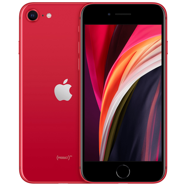Apple iPhone SE 64GB Red(Product) (2020)