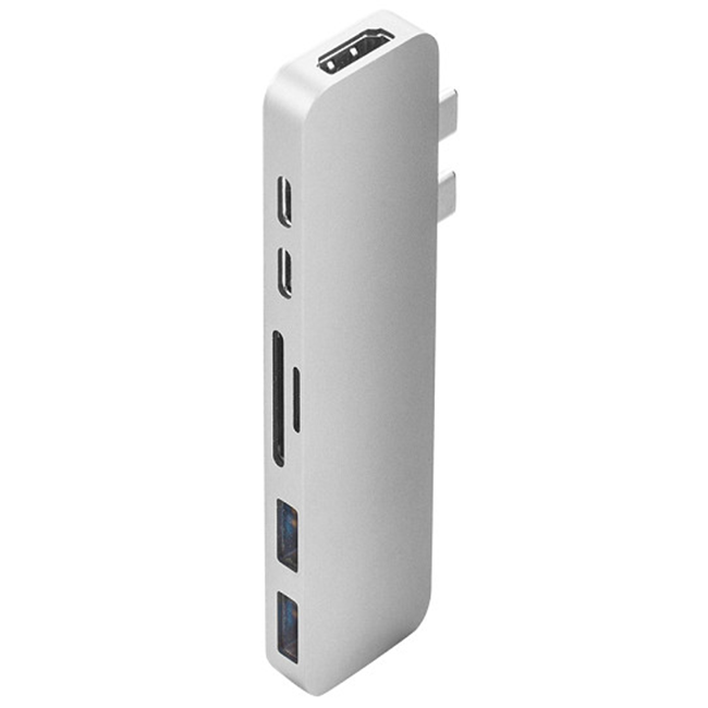 Cổng HyperDrive DUO Hub USB-C 7 In 1