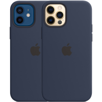 Ốp lưng iPhone 12 - 12 Pro Silicone Case with MagSafe