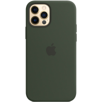 Ốp lưng iPhone 12 Pro Max Silicone Case with MagSafe