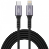 Cáp Duraflex USB-C to Lightning 1.5m