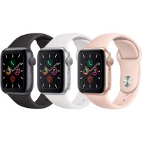 Apple Watch Series 5 44mm GPS Aluminum Case with Sport Band (TBH)