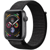 Apple Watch Series 4 44mm (MU6E2) GPS Space Gray Aluminum Case with Black Sport Loop