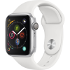 Apple Watch Series 4 44mm (MU6A2) GPS Silver Aluminum Case with White Sport Band