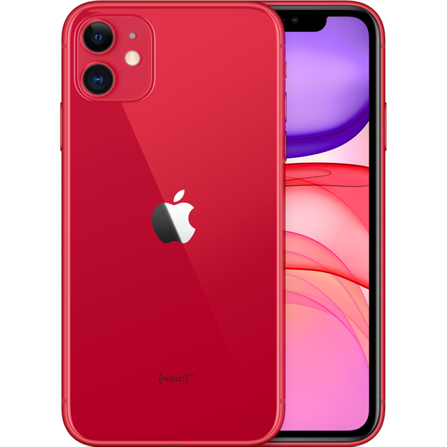 Apple iPhone 11 64GB Red (Product)