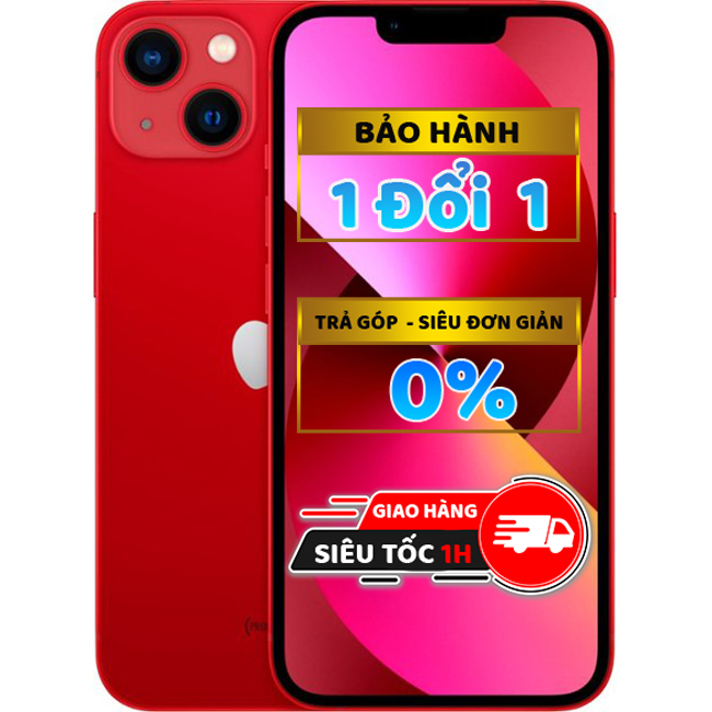 Apple iPhone 13 128GB Red(PRODUCT)