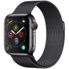 Apple Watch Series 4 44mm (MTV62) GPS + Cellular Stainless Steel Case with Milanese Loop (No Box)
