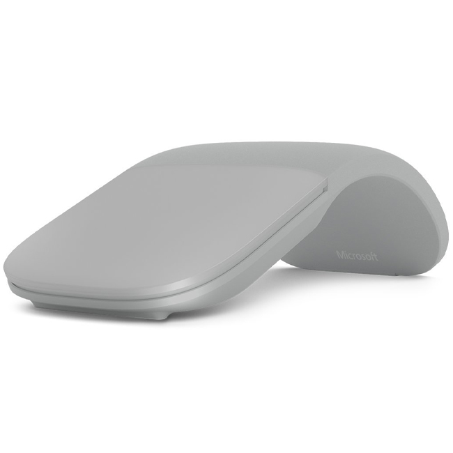 Microsoft Surface Arc Touch Mouse (Light Gray)