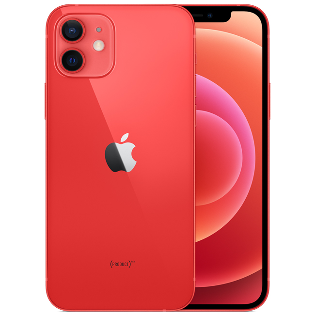 Apple iPhone 12 Mini 64GB Red(PRODUCT)