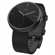 Smartwatch Moto 360 Leather