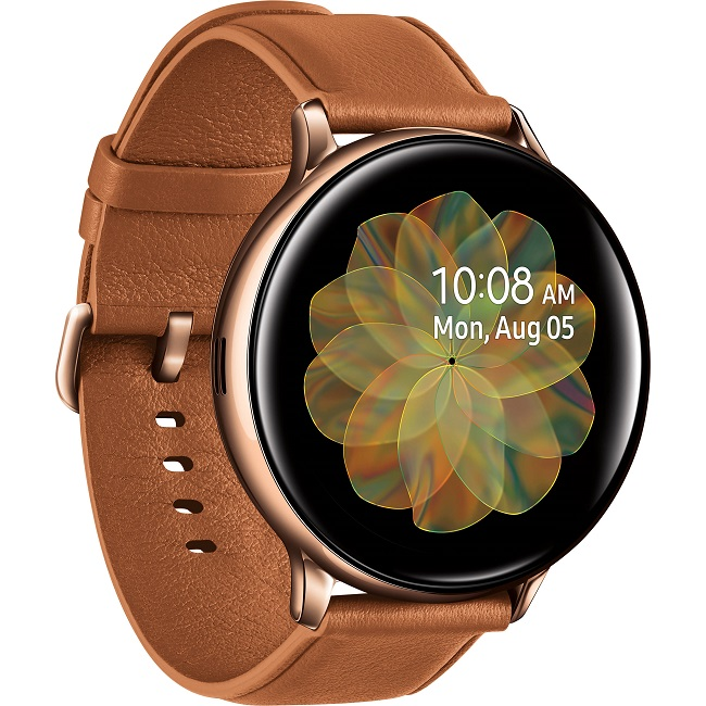 Galaxy Watch Active 2 - Stainless Steel 40mm (LTE)