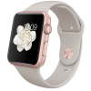 Apple Watch Sport Rose Gold Alumium Case 42mm MLC62