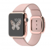 Apple Watch Edition 38mm MJ3K2 18-Karat Rose Gold Case With Rose Ray Mordern Buckel.