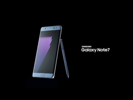 Samsung Galaxy Note7: Official Introduction