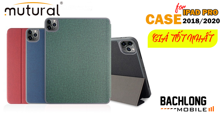 Case Mutural cho iPad Pro